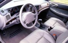 2001 Chevrolet Impala interior