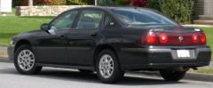 2002 Chevrolet Impala Photo 2