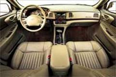 2002 Chevrolet Impala Photo 3