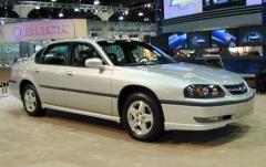 2002 Chevrolet Impala Photo 4