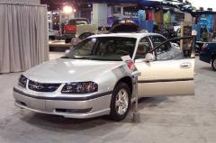 2002 Chevrolet Impala Photo 5