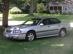 2002 Chevrolet Impala Photo 1