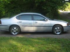 2002 Chevrolet Impala Photo 6