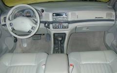 2002 Chevrolet Impala interior