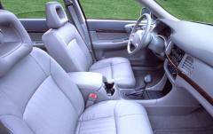 2005 Chevrolet Impala interior