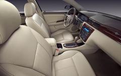 2006 Chevrolet Impala interior