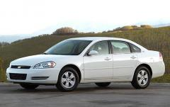 2006 Chevrolet Impala exterior