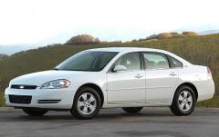 2007 Chevrolet Impala exterior