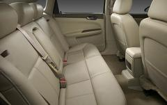 2007 Chevrolet Impala interior
