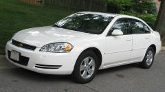 2008 Chevrolet Impala Photo 1