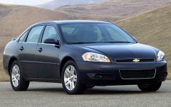 2008 Chevrolet Impala Photo 5