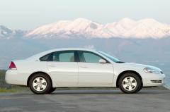 2008 Chevrolet Impala exterior