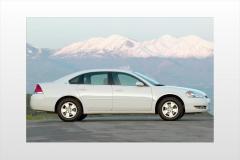 2009 Chevrolet Impala exterior