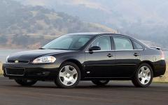 2010 Chevrolet Impala LT Photo 10