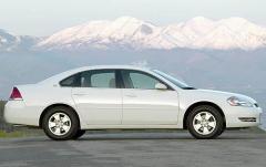 2011 Chevrolet Impala exterior