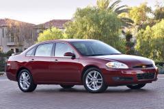 2012 Chevrolet Impala exterior