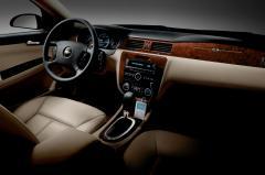 2012 Chevrolet Impala interior