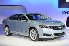 2012 Chevrolet Impala Photo 1