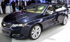 2012 Chevrolet Impala Photo 7