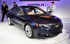 2013 Chevrolet Impala Photo 3