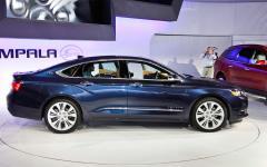 2013 Chevrolet Impala Photo 4
