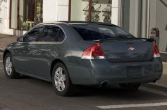 2013 Chevrolet Impala exterior