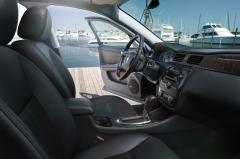 2013 Chevrolet Impala interior