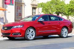 2014 Chevrolet Impala Photo 3