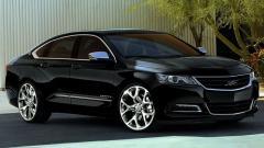 2015 Chevrolet Impala Photo 7