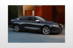 2015 Chevrolet Impala exterior