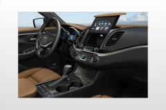 2015 Chevrolet Impala interior