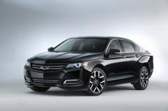 2016 Chevrolet Impala Photo 4