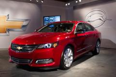 2016 Chevrolet Impala Photo 5