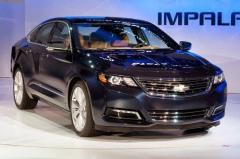 2016 Chevrolet Impala Photo 6