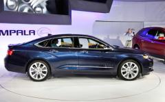 2016 Chevrolet Impala Photo 7