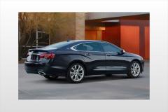 2017 Chevrolet Impala exterior