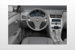 2010 Chevrolet Malibu Hybrid interior