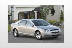 2010 Chevrolet Malibu Hybrid exterior