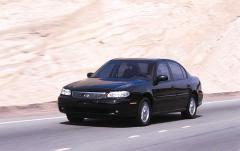 1999 Chevrolet Malibu exterior