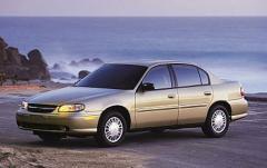 2001 Chevrolet Malibu exterior
