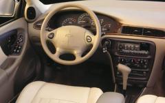 2003 Chevrolet Malibu interior