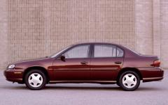 2003 Chevrolet Malibu exterior