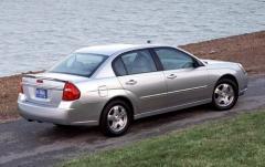 2004 Chevrolet Malibu exterior