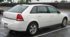 2005 Chevrolet Malibu Photo 2