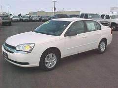 2005 Chevrolet Malibu Photo 7