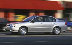 2005 Chevrolet Malibu exterior