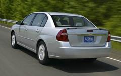 2006 Chevrolet Malibu exterior