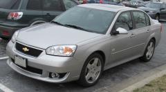 2007 Chevrolet Malibu Photo 1