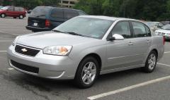 2007 Chevrolet Malibu Photo 3