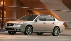 2007 Chevrolet Malibu Photo 4